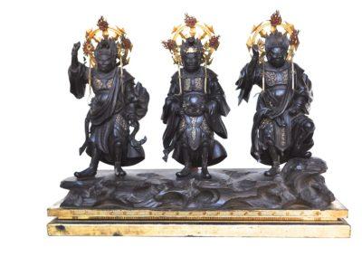 12 GENERALS  JUNI SHINSO   edo period