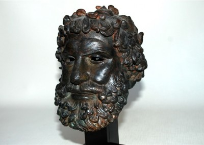 POSEIDON GREEK BRONZE