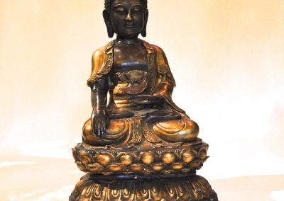 BUDDHA CHINA 59cm  20 TH CENTURY  high